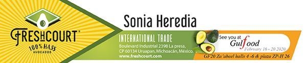 Freshcourt - Gulfood 2018 - Big on Tastes. Trends. Trade.